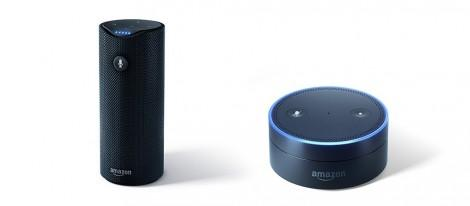 Echo Dot и Echo Tap