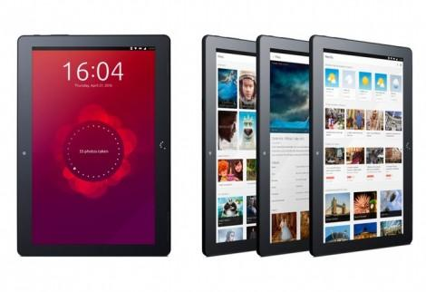 First-Ubuntu-Tablet