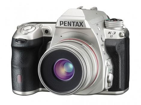Pentax K3 II Limited Silver Edition 1