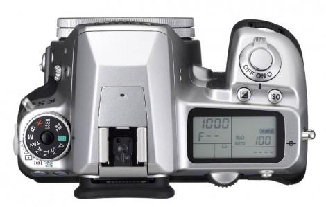 Pentax K3 II Limited Silver Edition 3