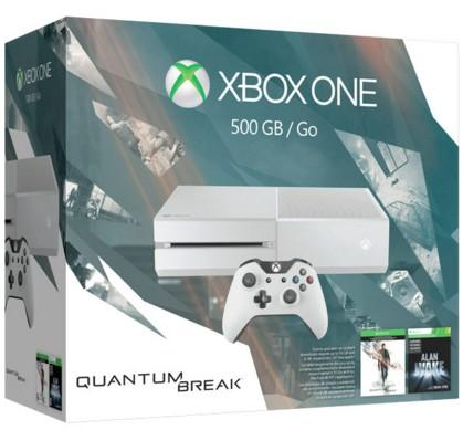 Xbox One Special Edition Quantum Break Bundle