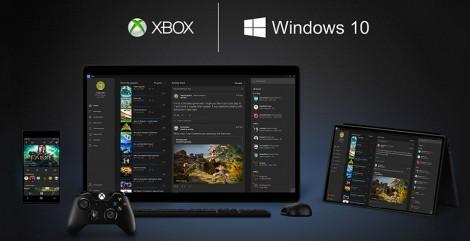 Windows 10 для Xbox One