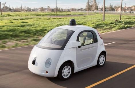 Google-slef-driving-cars
