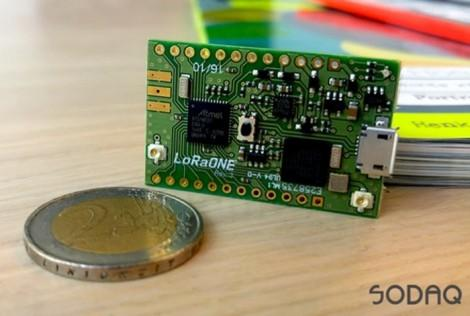 LoRaONE-Internet-of-Things-Development-Board