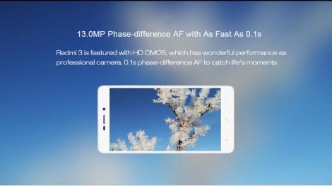 XiaoMi Redmi 3 Pro 3