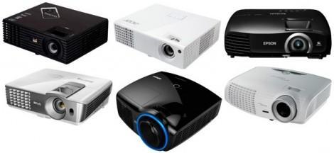 Как выбрать проектор 1