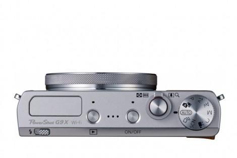 Canon PowerShot G9 X 3
