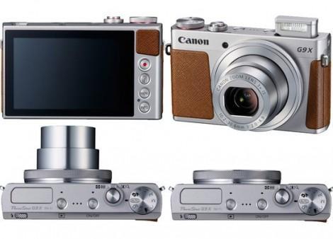 Canon PowerShot G9 X 4