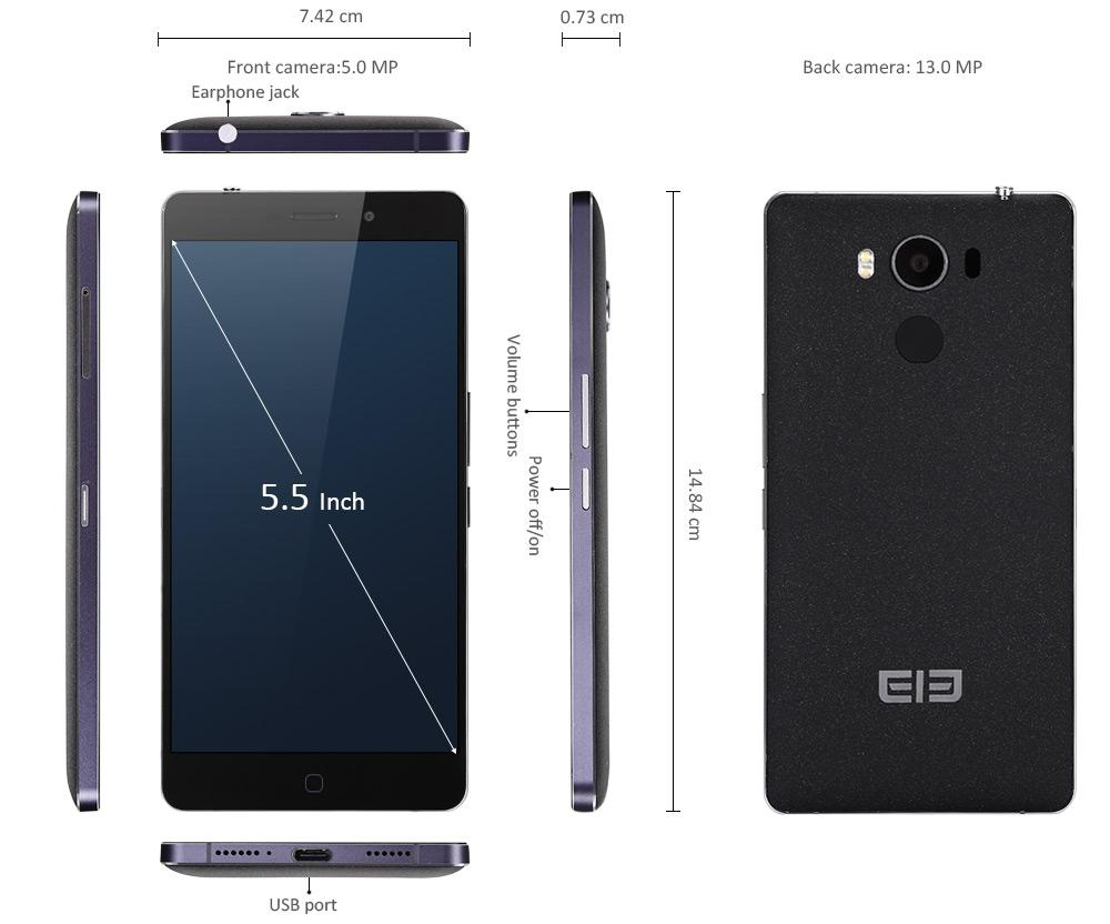 Elephone P9000 7