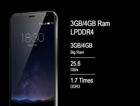 Meizu MX6 будет представлен в 2-х модификациях