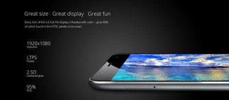 UMI TOUCH X 4