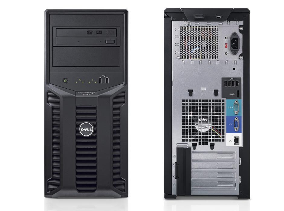 Dell PowerEdge T110 II 1