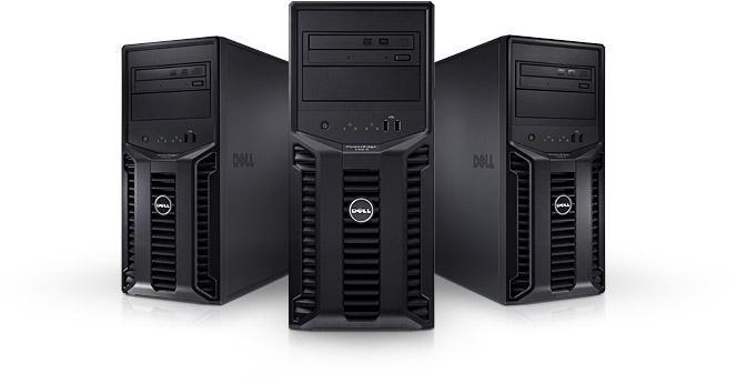 Tower Dell PowerEdge T110 II 2