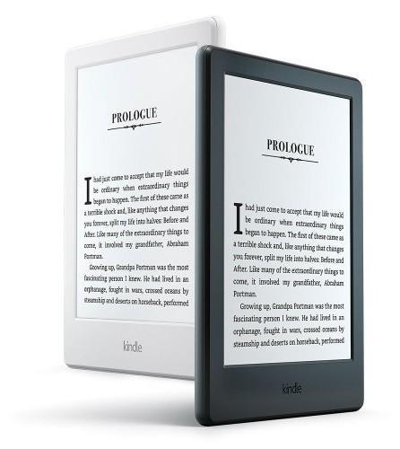 обновленный Kindle