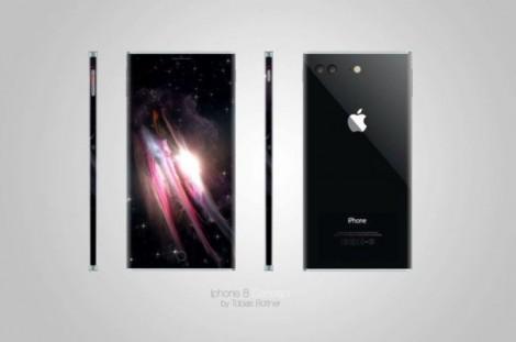 Концепт iPhone 8 1