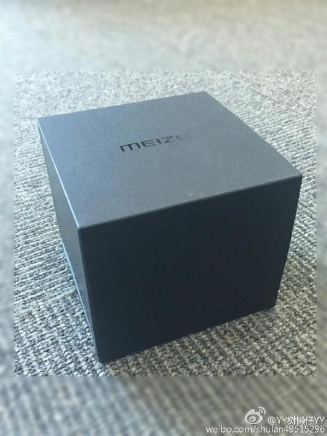 Meizu умные часы