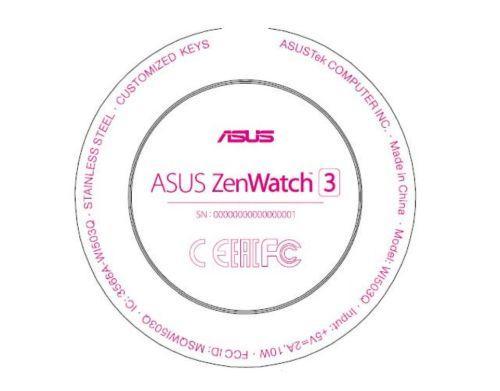 Asus ZenWatch 3 5