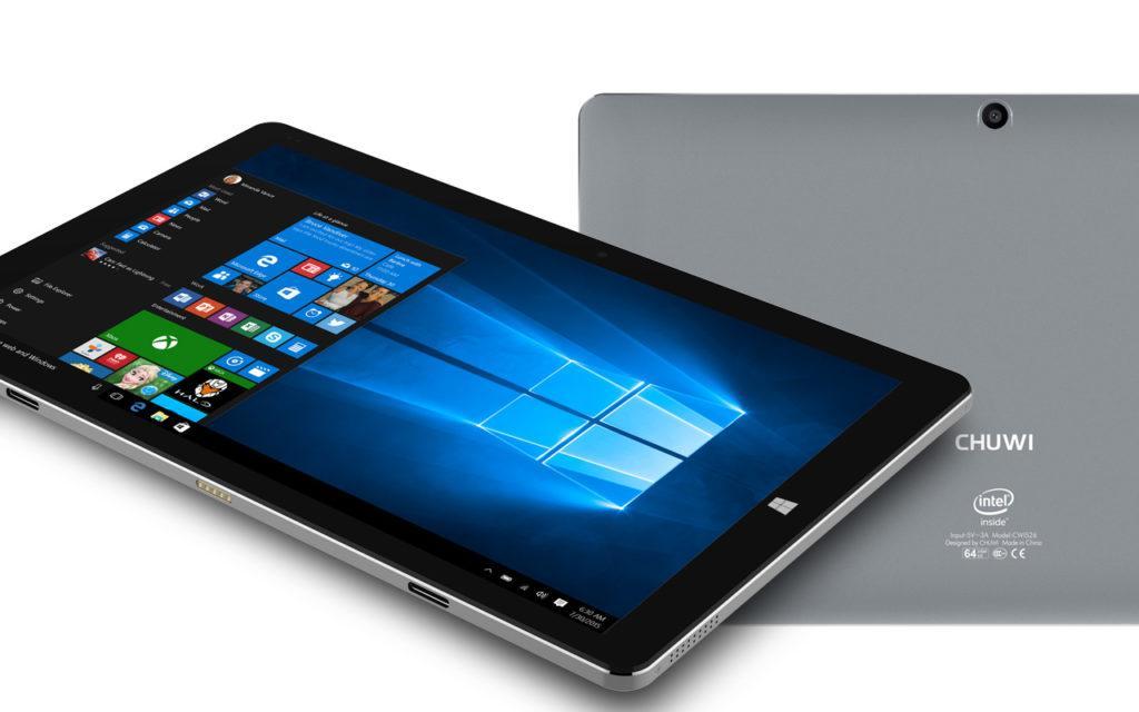 Chuwi HiBook Pro 1