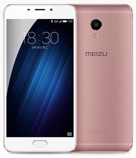 Представлен металлический смартфон Meizu M3E с 5,5