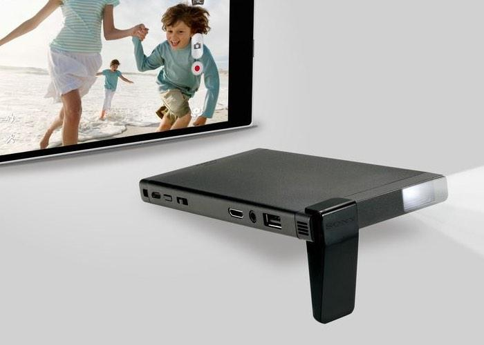 New-Sony-Portable-Projector