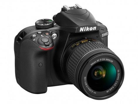Nikon представила цифровую камеру начального уровня D3400