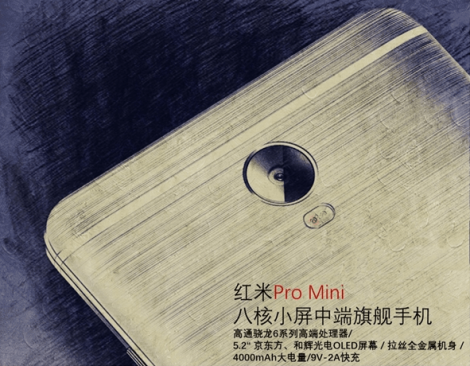 Redmi Pro Mini