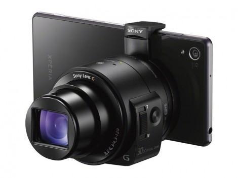 Sony DSC-QX30 1