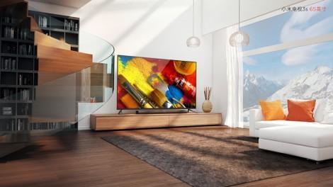 Xiaomi представила три новых модели телевизоров MiTV 3S