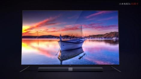 Xiaomi показала 65-дюймовый телевизор с4K-разрешением за $750