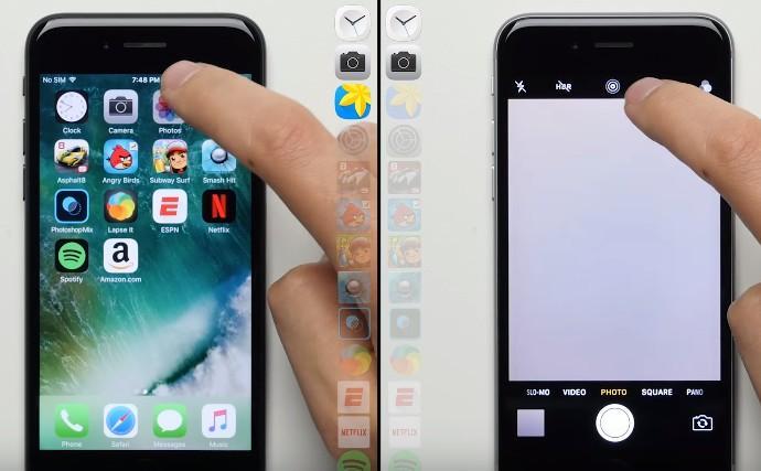 iPhone 7 и iPhone 6s