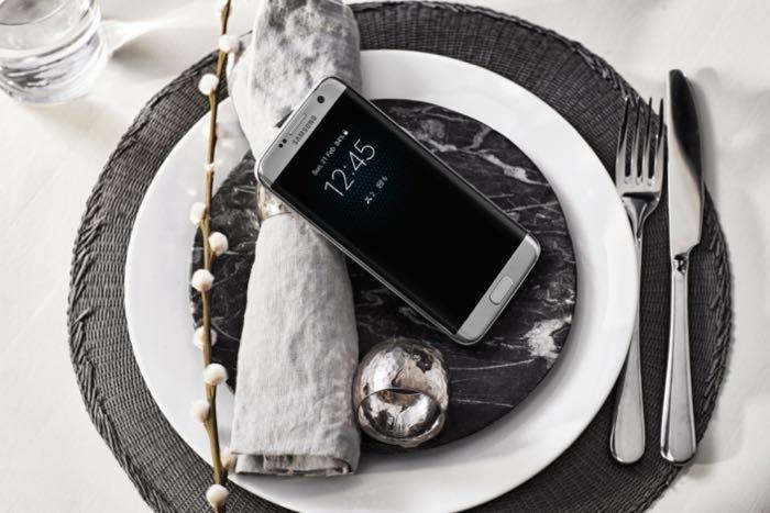4K-экран и иные характеристики Самсунг Galaxy S8 Edge