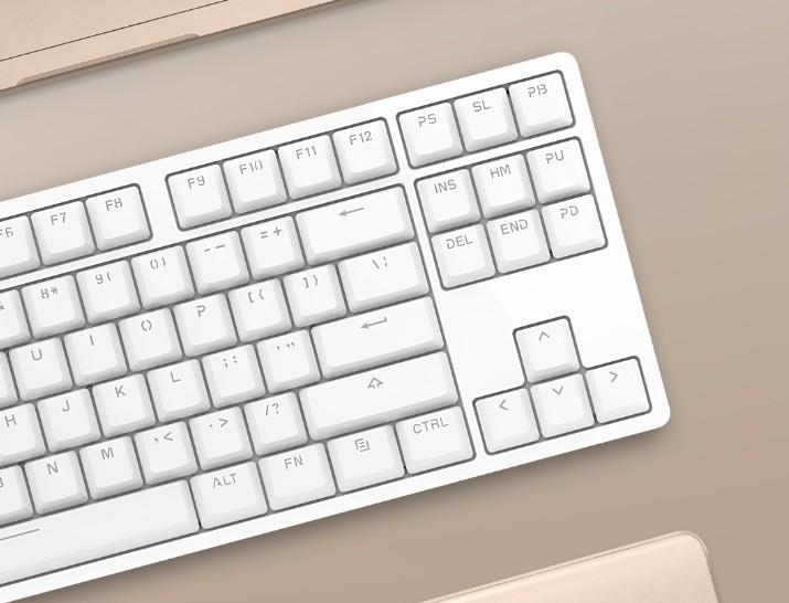 Xiaomi выпустила новейшую клавиатуру за45 долларов