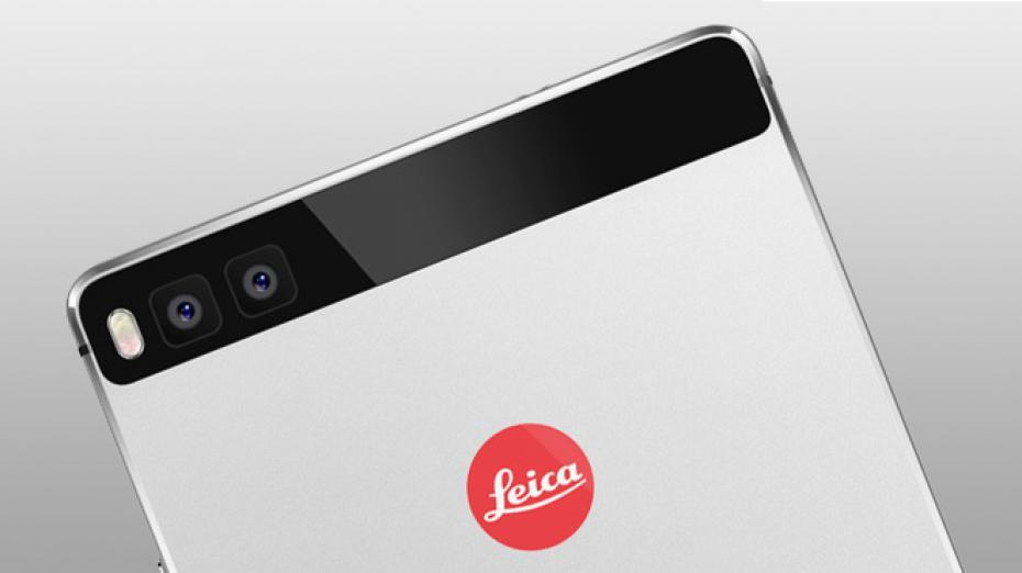 Раскрыты детали одвойной камере планшетофона Huawei Mate 9 соптикой Leica