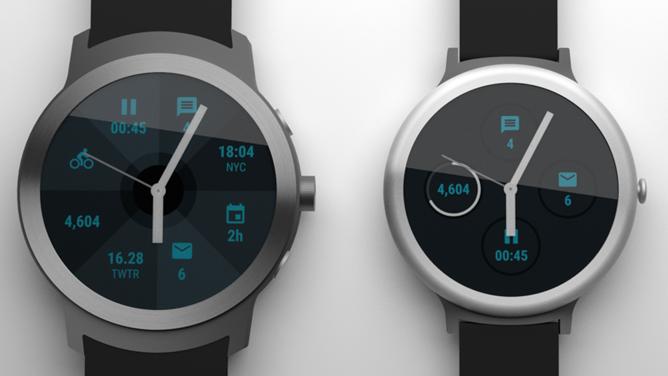 """Всамом начале будущего года Google представит собственные «умные» часы"""""""