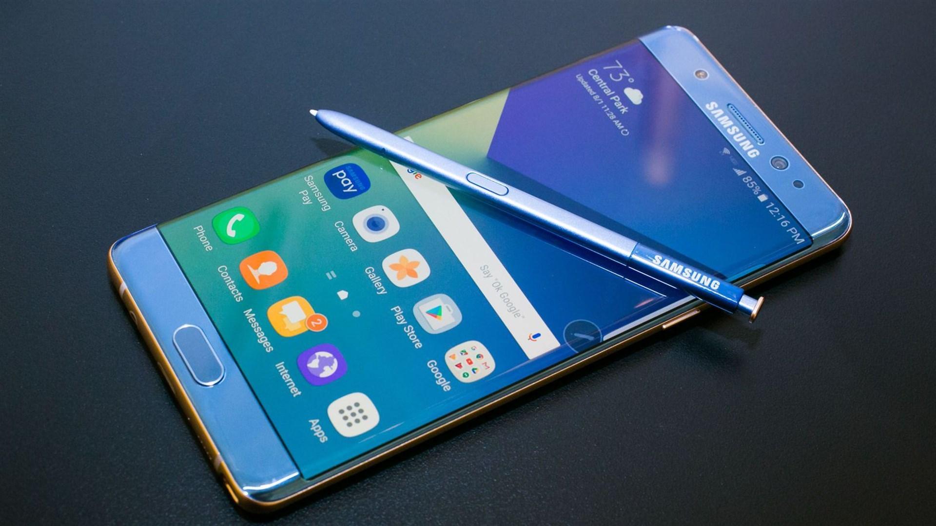 Доконца году будут озвучены причины взрывов Самсунг Galaxy Note 7