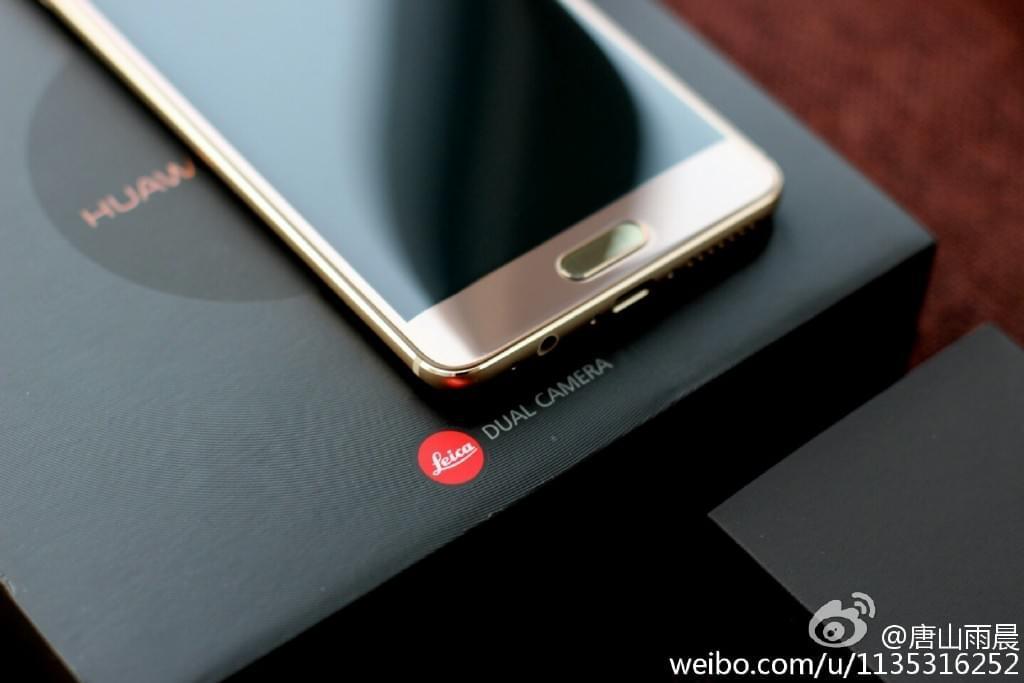 Представлен смартфон Huawei Mate 9 Pro