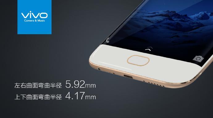 Представлен смартфон Vivo V5 сселфи-камерой на20 Мп