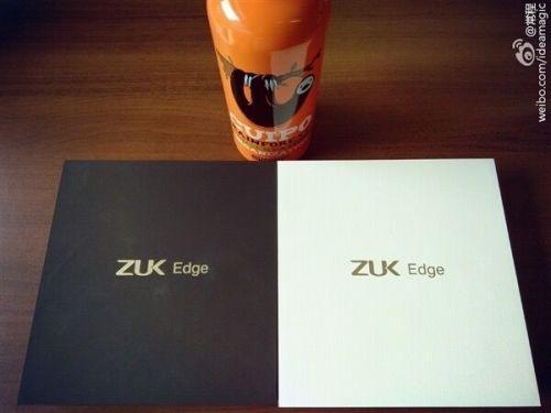 Появились фото ZUK Edge сбольшой кнопкой «Домой»