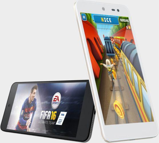 General MobileGM 5: андроид One смартфон с андроид 7.0 Nougat