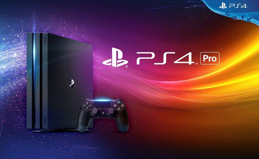 Повсей планете стартовали продажи игровой приставки Сони PS 4 Pro