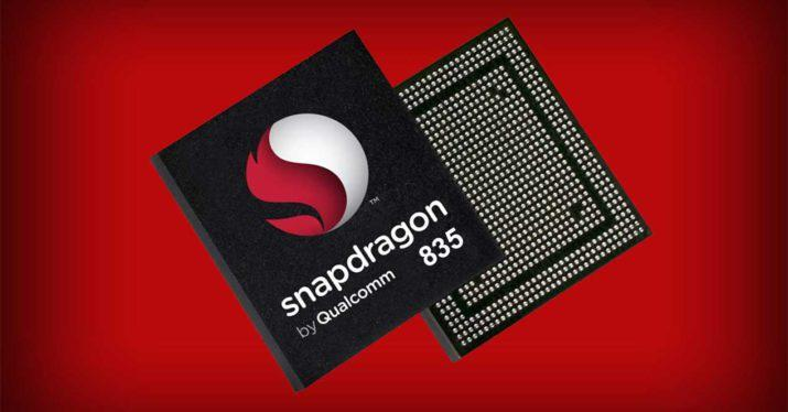 Snapdragon 835 протестирован вбенчмарке