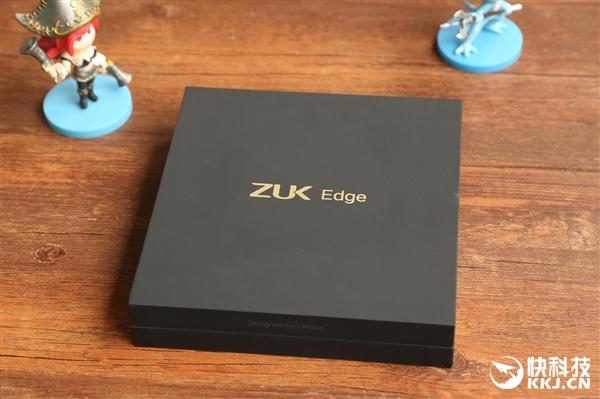 ZUK Edge распаковали ипоказали наживых фото