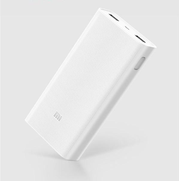 Xiaomi Power Bank 2 внешний аккумулятор емкостью 20 000 мАч оценен $22