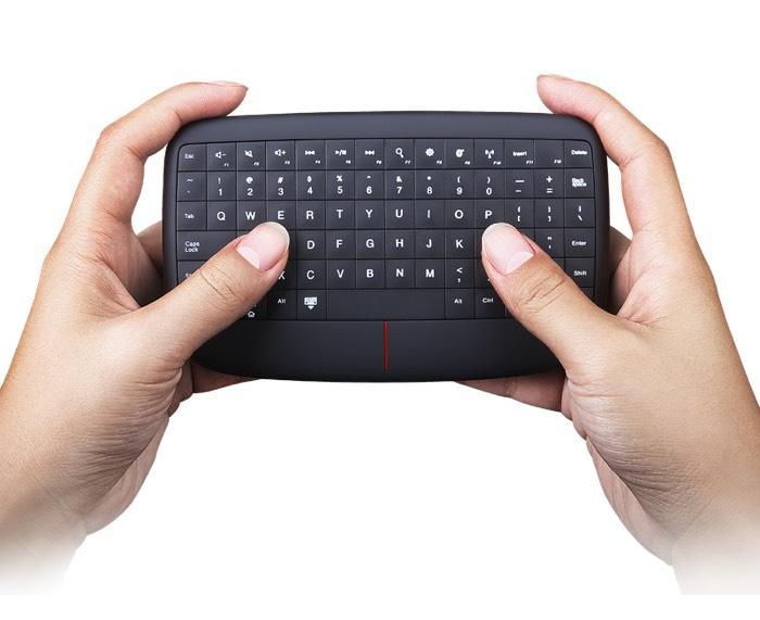 CES 2017: Контролер Lenovo 500 Multimedia Controller сочетает возможности клавиатуры итачпада