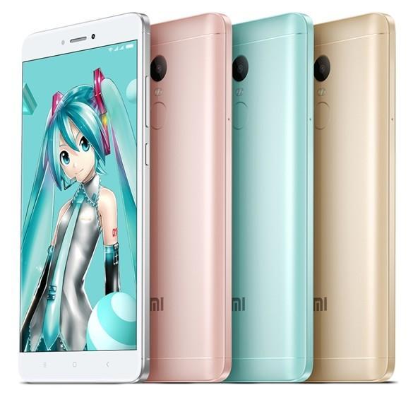 Xiaomi Redmi Note 4X: технические данные иновые изображения