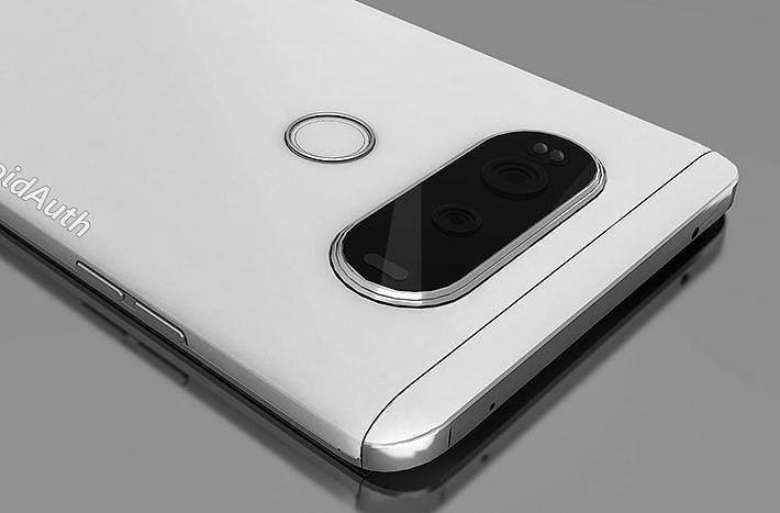 LGV30 получит Snapdragon 835 идве двойные камеры