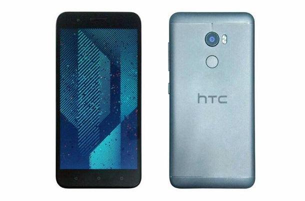 ВИнтернет попали первые фотографии  телефона  HTC One X10 «живьем»