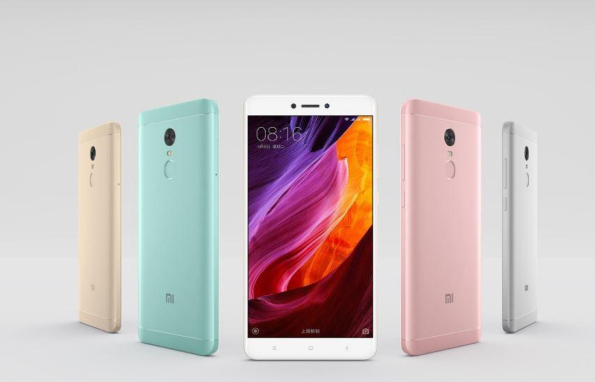 Xiaomi Redmi Note 4X выпустят ко Дню святого Валентина