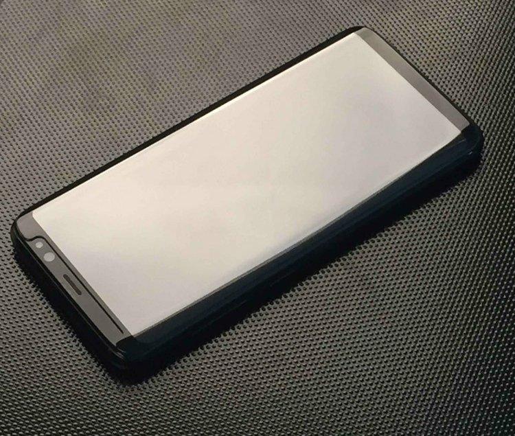 Всети интернет появились новые фотографии Самсунг Galaxy S8 иGalaxy S8 Plus