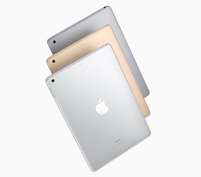 Планшеты  | Apple представила новый 9,7-дюймовый iPad, замену iPad Air 2 | ipad-new-2